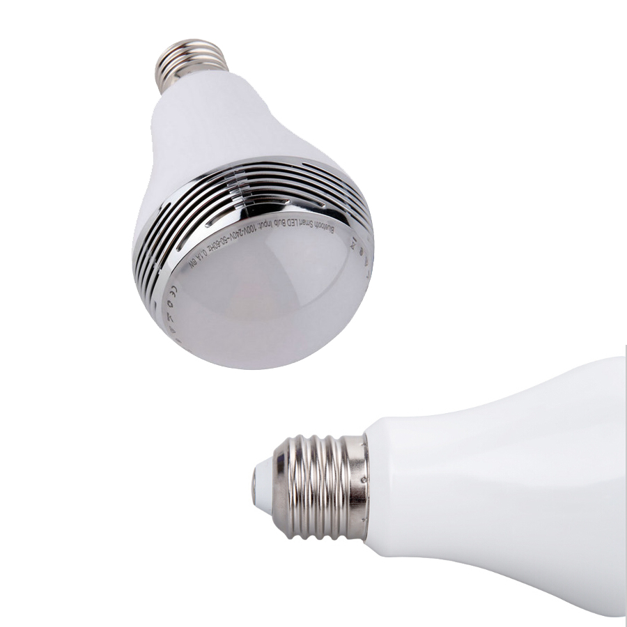 Mini tanpa wayar bluetooth speaker WIFI APP mentol pintar penceramah - Audio dan video mudah alih - Foto 6