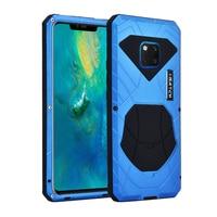IMATCH оригинал для Huawei Mate 10 20X 20 Pro Чехол для Телефона Жесткий Алюминиевый металлический протектор полное покрытие сверхмощный ударопрочный