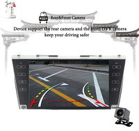 2DIN Android 9.0 8 core 64G car autoradio stereo DVD player for Toyota Camry 2007 2011 GPS Tape Recorder for Aurion Audio Video