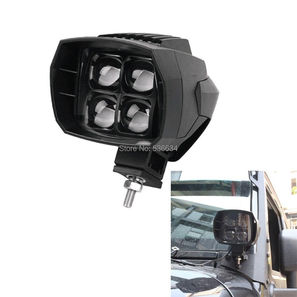 35W светодиодный свет работы дальнего света IP67 для джип Вранглер,Тойота,на Хаммер,внедорожник, квадроцикл, утв, 4 х 4, автомобили, мотоциклы, грузовики, прицеп