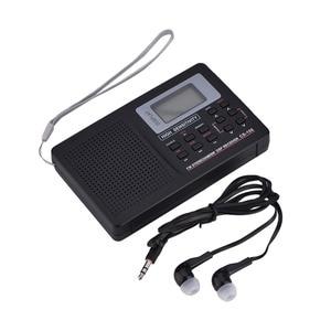 Image 5 - VBESTLIFE mini Portable Radio fm Support FM/AM/SW/LW/TV Sound Full frequency Radios Receiver Alarm Clock FM Radio Mini Radio