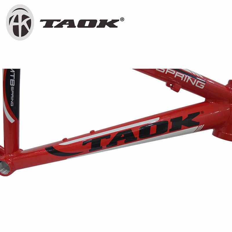 Миссионеры 20 дюйма велосипеда легкий алюминиевый горный велосипед рама/велосипед дисковые тормоза MTB рама