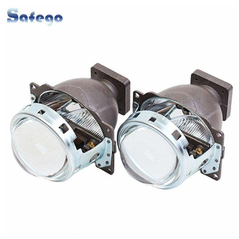 3 inch 35W HID Bi Xenon Q5 Projector Lens LHD For Car Headlight D1S D2S D2H D3S D4S Auto HID Bi Xenon Projector Bright Koito 12v
