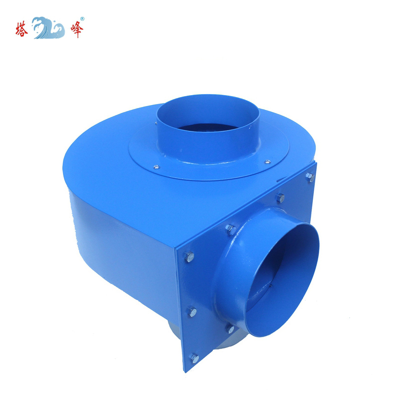 high pressure 1500w 15cm diameter duct large air volume industrial extra heat proof centfiugal fan blower heat smoke exhaust in Blowers from Tools