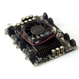 Carte amplificateur Audio 4x100 watts classe D-STA508