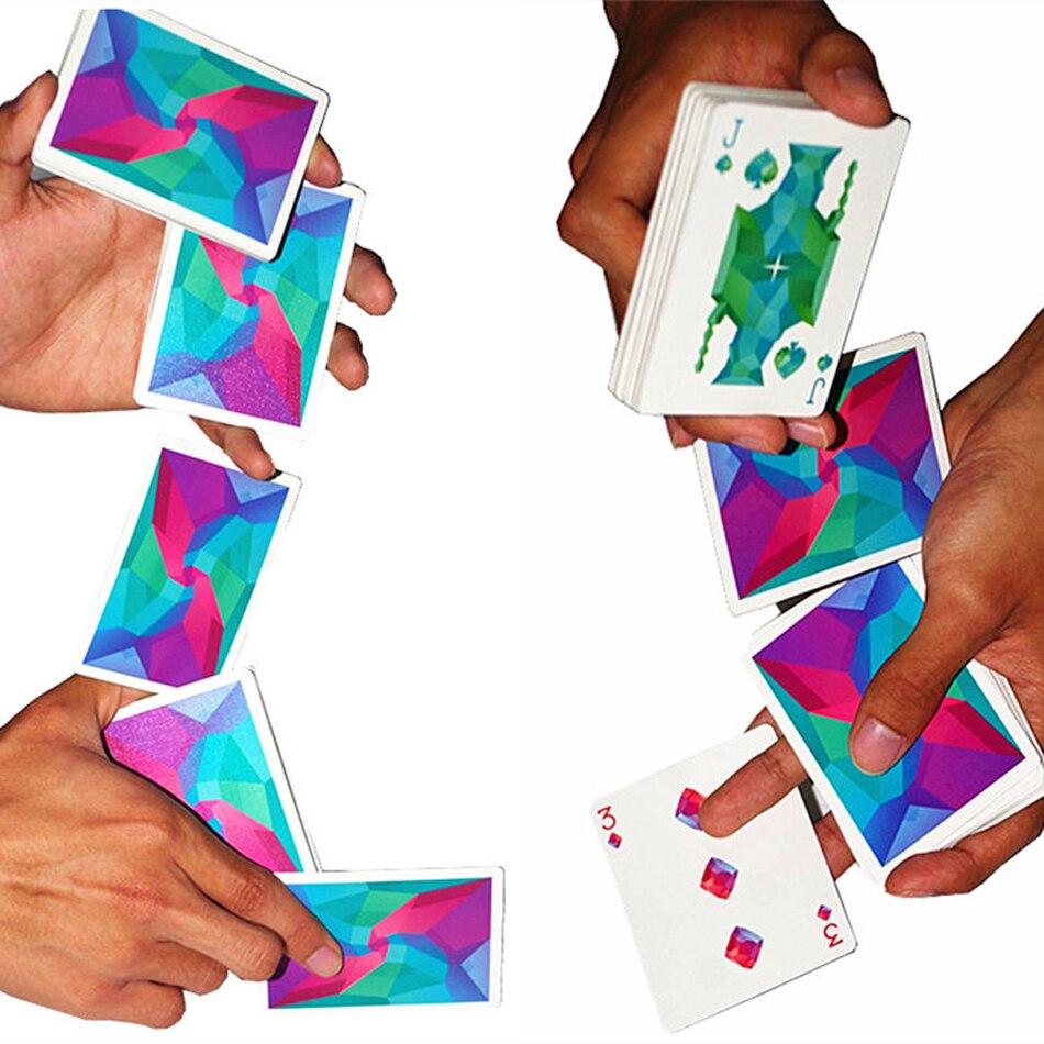 Y56 PLAYING CARD Magic Trick Poker Game Metal Cutting Die