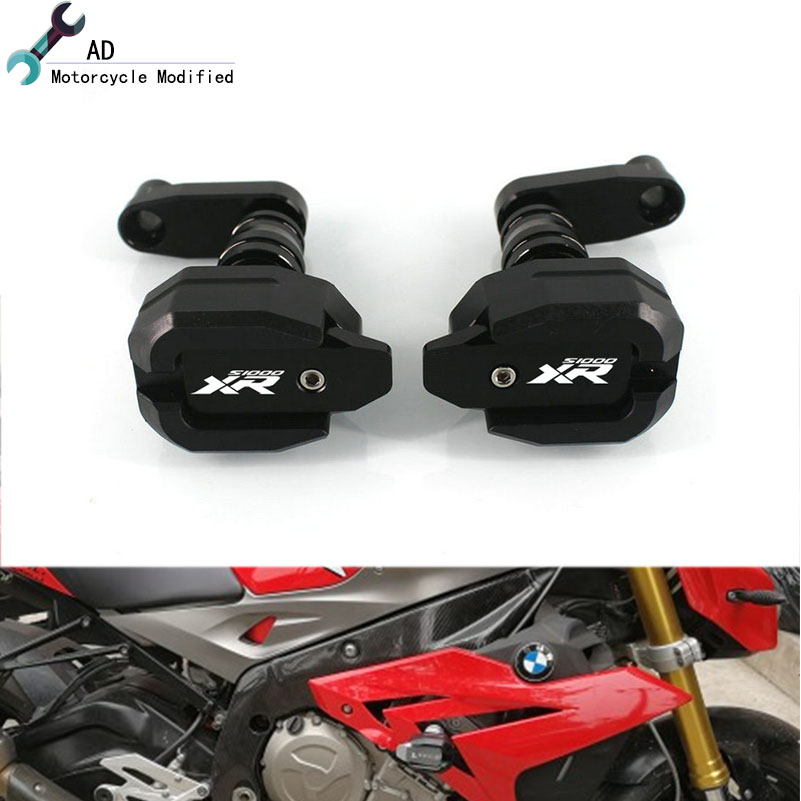 Moto Frame Sliders for BMW S1000XR 2018 2017 2016 Modified Motorcycle Crash Pads Accessories Fairing Guard