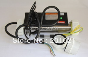 Image 3 - LX 3kw I shaped Spa bathtub Heater   H30 R1 with seperate pressure switch by second wire Chinese spa heater