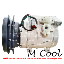 High Quality 10S15C Auto Ac Compressor For Car Komatsu John Deere 5938 4472204053 20Y9796121 4210731220 4472204052 4472204781