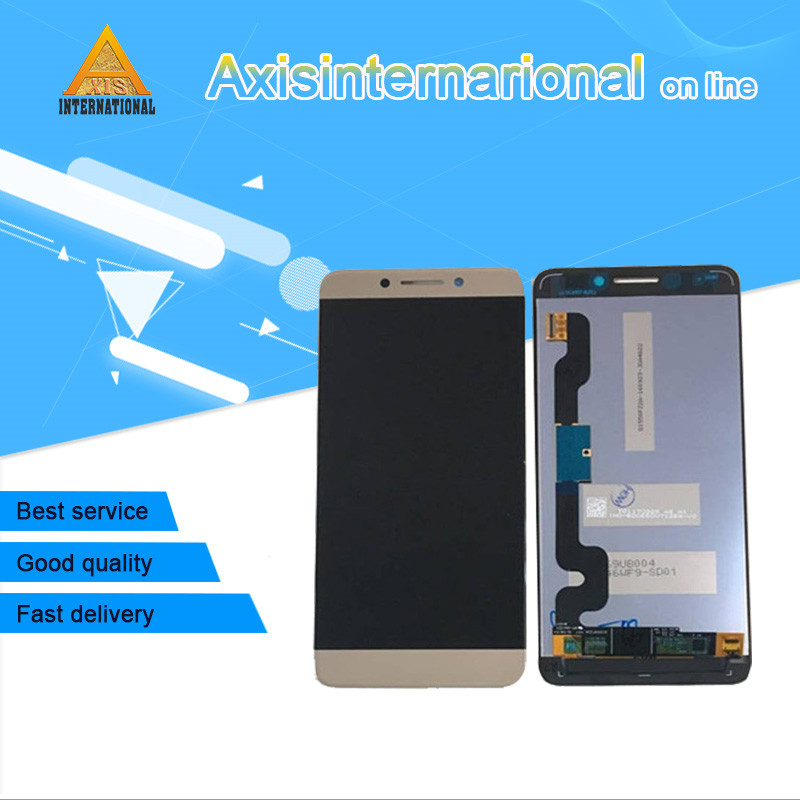 Axisinternational Original For letv LeEco Le Pro 3 X650 X651 X656 X658 X659 X653 LCD screen display+touch panel digitizer tools