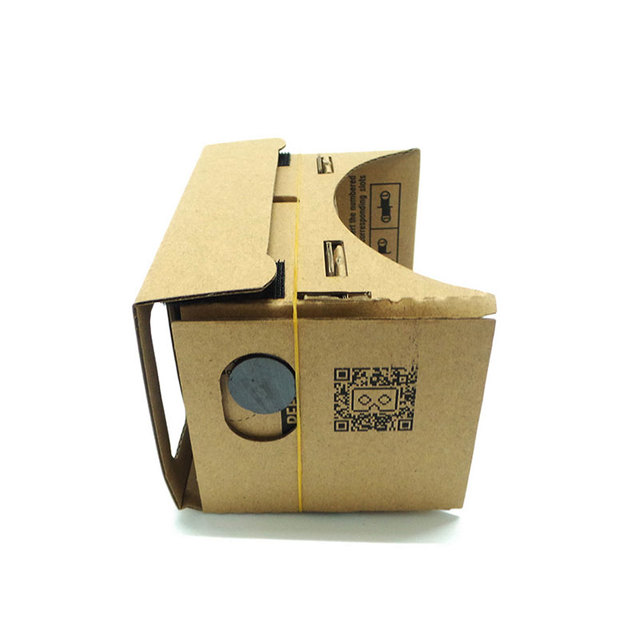 Hot Sale VR Cardboard Glasses 3D Glasses for Xiaomi Android DIY VR Glasses Box for iPhone 5 6 7 Smart Phones 3D VR Glasses 1