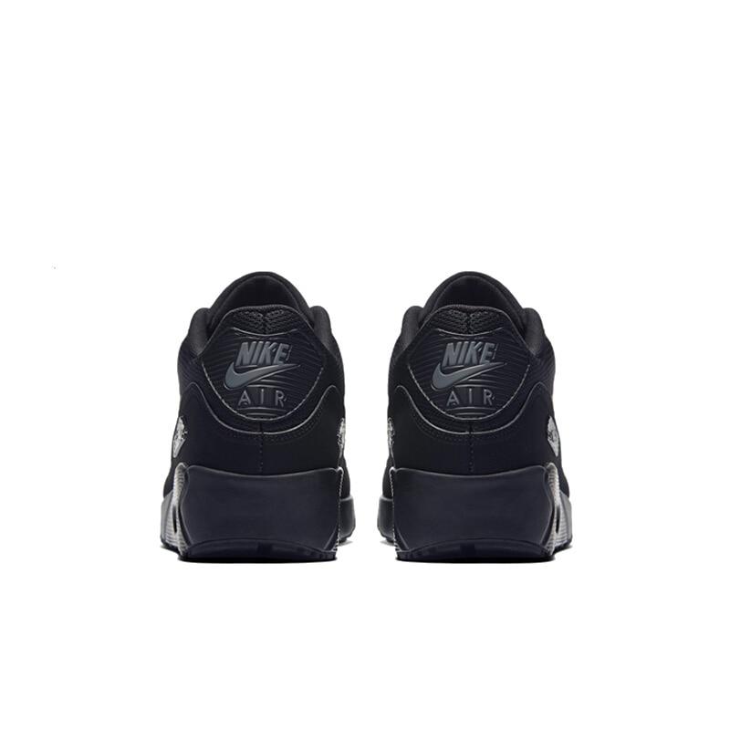 Chaussures de course NIKE AIR MAX 90 authentiques pour hommes baskets en caoutchouc respirant à lacets Nike chaussures hommes confortables 875695 - 5