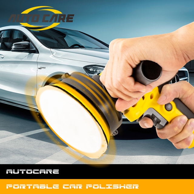 220 V 3500 rpm máquina pulidora eléctrica de coche 600 W máquina de pulido automático de velocidad ajustable lijado herramientas de encerado accesorios de coche