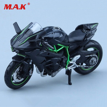 1:18 scale Kawasaki H2R motorcycle maisto diecast cool motorbike model vehicle toy gift for children kids or collection maisto 1 12 ktm 1290 super duke superduke r motorcycle motorbike diecast display model toy for kids boys girls