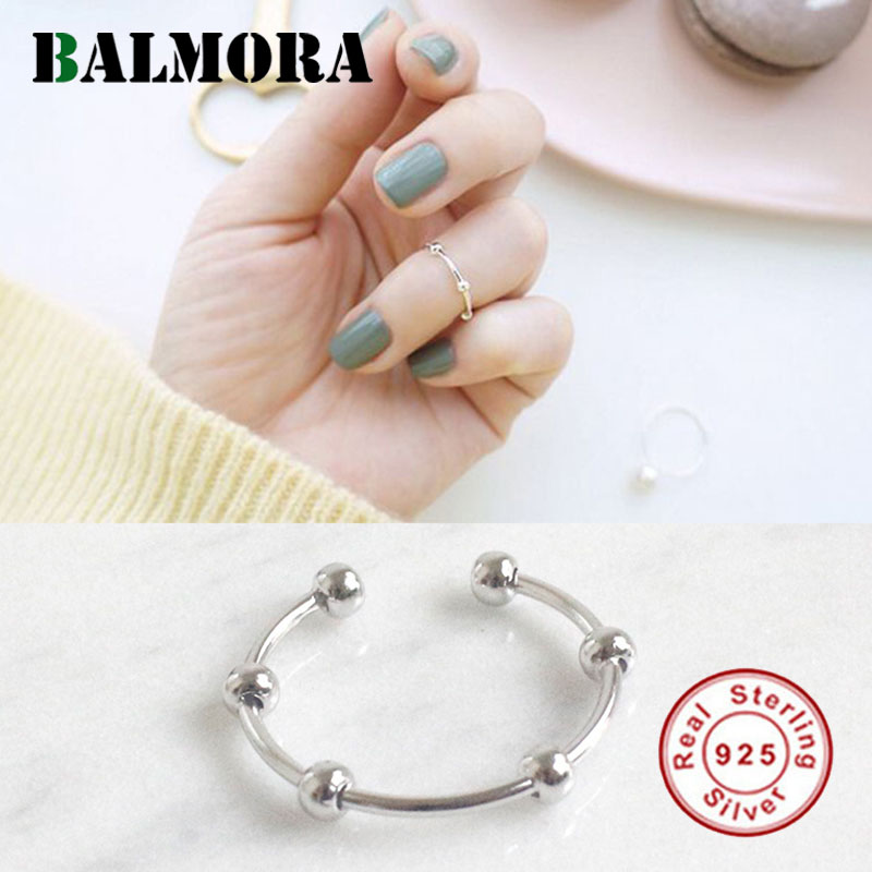 Simple Fashion Finger Rings for Women Men Knuckle Thin Midi Ring Party Jewelry