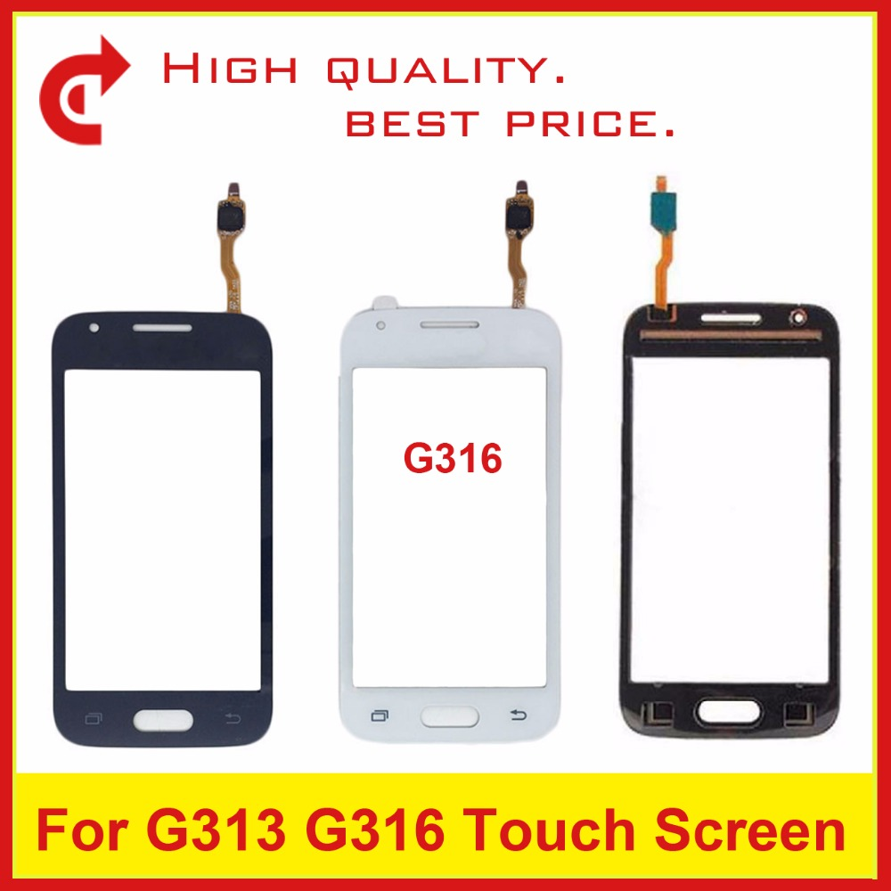 High Quality 43 For Samsung Galaxy Ace 4 G313 G313F SM G313H G316 DUOS Touch