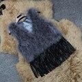 Borla Sexy Real Mulheres De Pele Casaco de Pele De Avestruz Lã Peru Lã Casaco de Pele Pena Jaqueta Curta Para As Mulheres Um Tamanho
