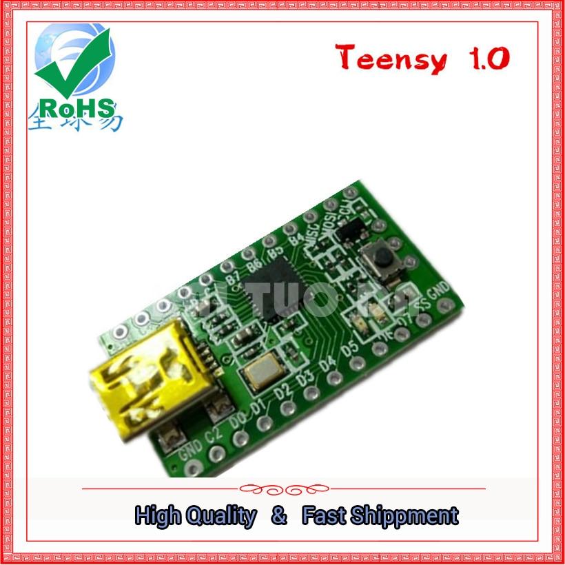 Teensy 1.0 USB AVR USB development board with handle keyboard u disk multiple module (Teensy 2.0 3.1 available but other price)Teensy 1.0 USB AVR USB development board with handle keyboard u disk multiple module (Teensy 2.0 3.1 available but other price)