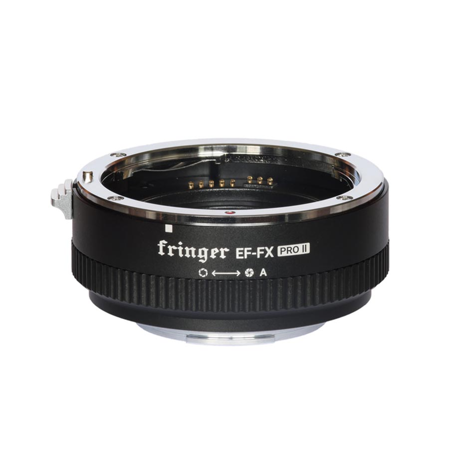 Fringer EF-FX PRO II Auto Focus Adapter to Fujifilm Mount for Canon EF Lens Compatible FOR Fujifilm X-E EF-FX2 PRO X-H X-T X-PRO