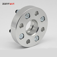 1piece PCD 4X100 Center Bore 54.1mm Thick 20mm Wheel Spacer Adapter For Peugeot 107 wheel flange spacers M12XP1.5 Nut
