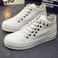 Rebite mulheres Mola plana sapatos sapatas de lona das mulheres respirável Mulheres rendas até sapatos casuais sapatos de plataforma mulher zapatos mujer z159