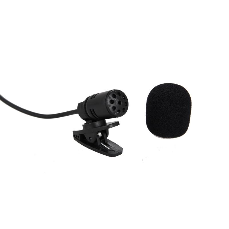 HANGRUI 3.5mm Wired Lapel microphone Studio lavalier condenser Microphones yaka mikrofonu for Smartphone Laptop micro cravate (3)