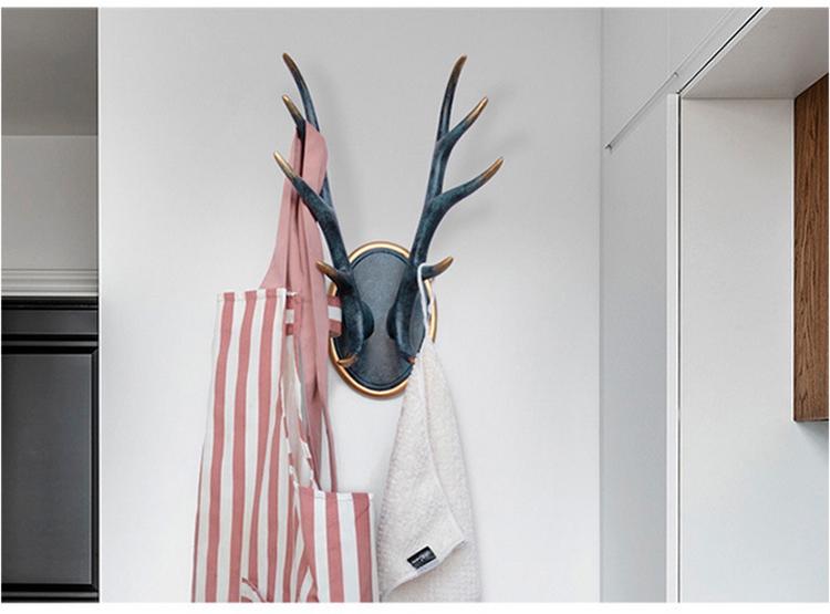 Modern-Home-Decor-Deer-Horn-Statue-Coat-Hanger-Wall-Decoration-Accessories-Sculpture-Ornament-Wedding-Room-Figurine-Decorations (10)