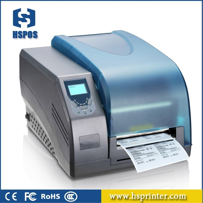 600DPI Thermal Transfer barcode Printer For Cellphone Mobile IMEI Labels And TOP Laebl Printing With High Quality