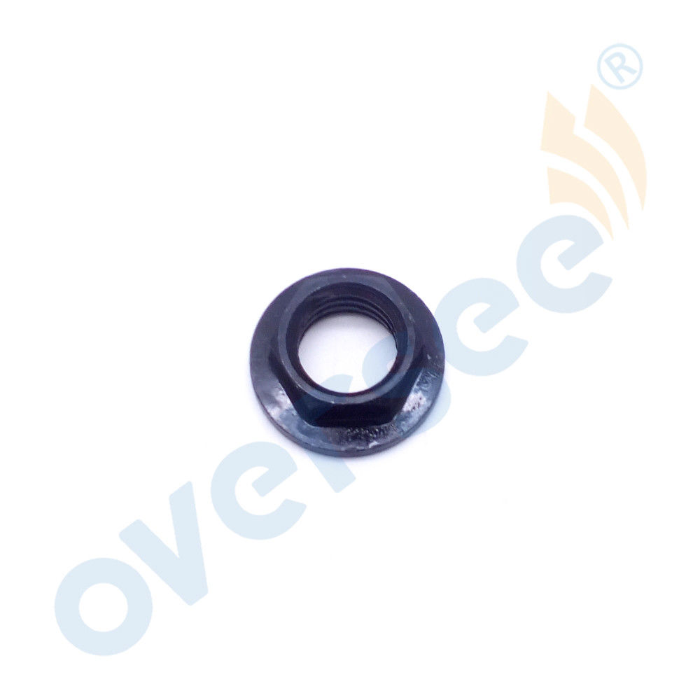 90179-10M14 Pinion Nut  Fit For Yamaha Outboard F 20HP 25HP 30HP F45 2T 4T