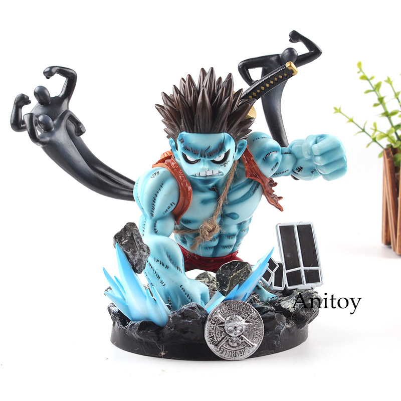 One Piece Anime Figure Figuarts Zero Nightmare Luffy GK Monkey D Luffy Action Figure PVC Collection Model Toy Gift one piece gear fourth luffy action figure monkey d luffy pvc figure toy brinquedos one piece anime 28cm diorama figurine