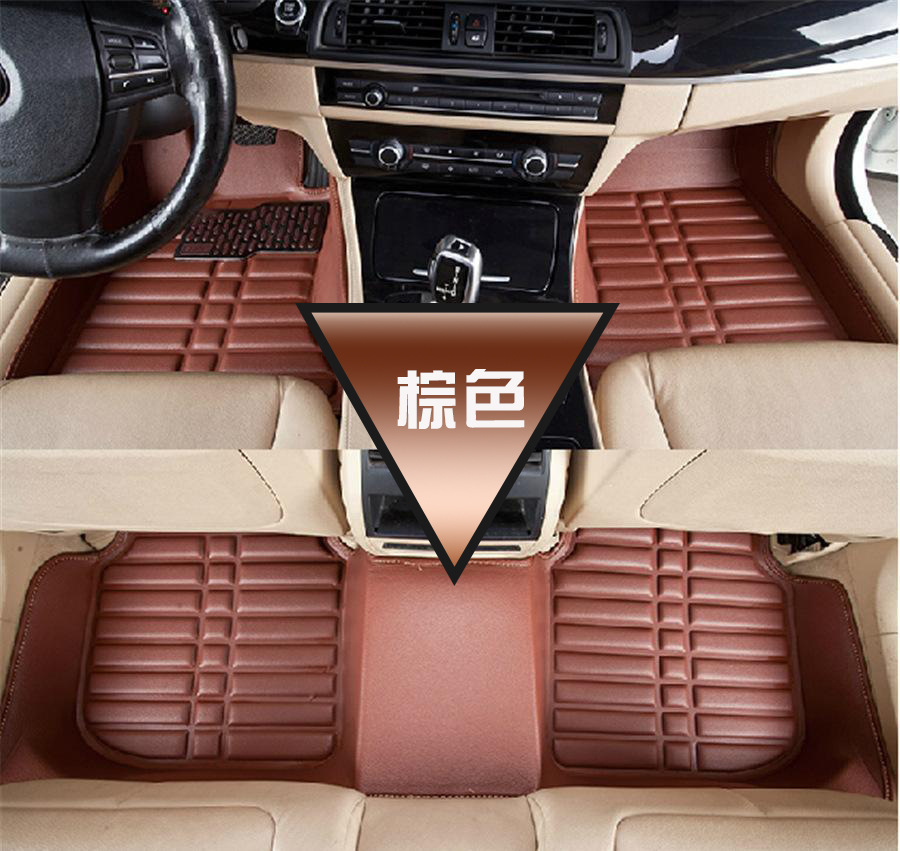 custom fit Car Floor Mats Case For volkswagen vw Skoda Octavia  FABIA Superb YETI all weather interior PU carpet vehicle rug free shipping leather car floor mat carpet rug for skoda superb 3rd generation b8 2015 2016 2017