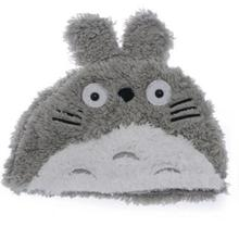 Hot Anime Totoro yellow Cosplay Hat Cap Costume Accessory Cartoon Adult Lovers Hat Winter Totoro Hat Female Ear Plush Animal Hat