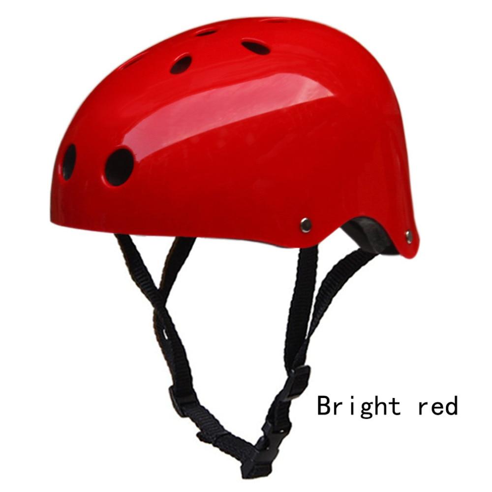 Professional Hip-hop Boy Helmet Children Outdoor Sport Skateboard Skating Helmet Bicycle Helmet for Kids /Adults Newest