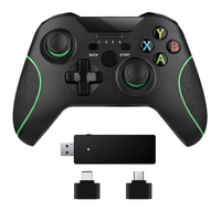 2.4G Wireless Controller For Xbox One Console For PS3 /PC For Android Smartphone Gamepad Joystick
