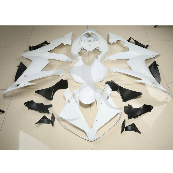 Unpainted ABS Injection Fairing Cowl Kit BodyWork For YAMAHA YZF R1 2004 2006 05