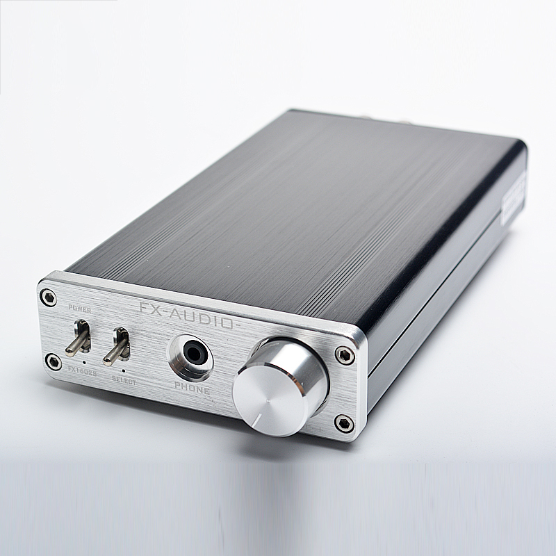 NEW FX-AUDIO FX1602S TDA7498E high-power digital audio amplifier BC-05 Bluetooth receiver with Bluetooth TPA6120 amp 160W*2 favourite 1602 1f