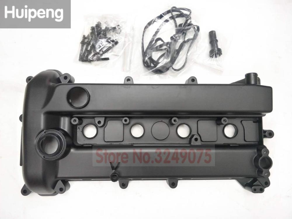 New Upgrade Aluminium Alloy Engine Cylinder Valve Cover For Ford Mondeo 08 12 2 3L For