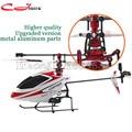 Envío gratis V911 2.4G 4CH RC MINI Helicóptero (Azul, rojo, Naranja) al aire libre V911 nueva versión Plug and V911 repuestos para WL Juega