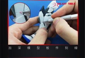 Image 5 - GALAXY outils de modélisation stylo en pierre polie Super bâton, modèle tige polie, amélioration de la précision