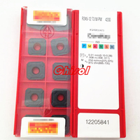 free shipping R245 12T3M PM 4230 4240 1030 cnc carbide cutting tools carbide milling inserts flat milling cutter blade