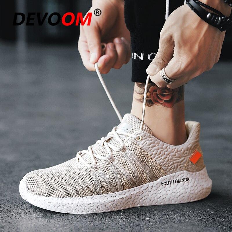 Nouvelle Hommes Herren Schuhe Arrivée Casual 44 Beige Sneakers Bande Homme Confortable Ue Ruban Beige Taille 2018 Mode noir Chaussures Été p5pqOW6r