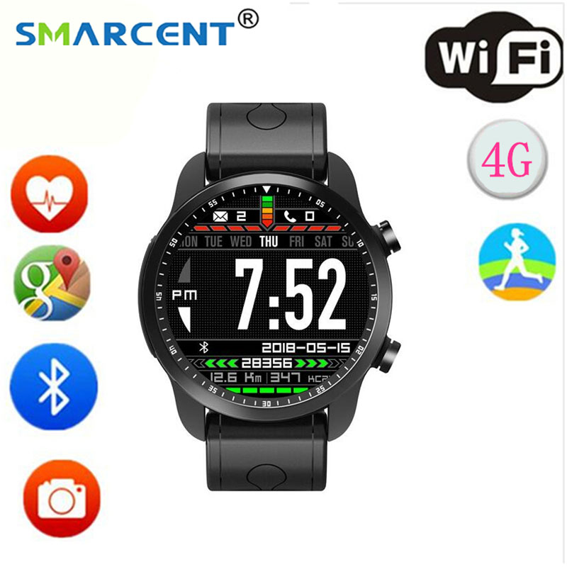New 2019 Smart Watch KC03 1.3 inch Android 6.0 2.0mp camera MTK6737 4g GPS WIFI Bluetooth heartrate Passometer SmartwatchNew 2019 Smart Watch KC03 1.3 inch Android 6.0 2.0mp camera MTK6737 4g GPS WIFI Bluetooth heartrate Passometer Smartwatch
