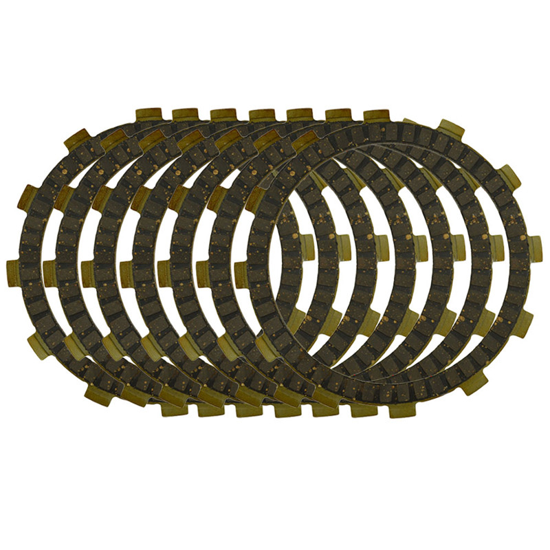 Motorcycle Clutch Friction Plates Set For BMW F650 GS F650GS 2001 2005 Clutch Lining CP 00026