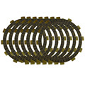 Motorcycle Clutch Friction Plates Set for BMW F650 GS F650GS Clutch Lining #CP-00026