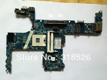 The laptop motherboard for h*p 6460P 646758-001 DDR3 tested good free shipping