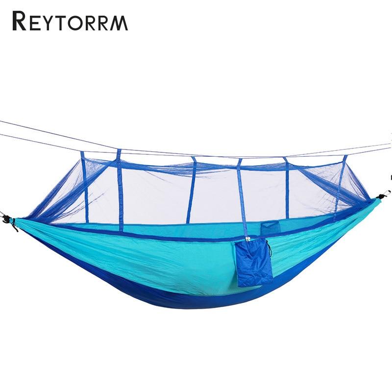 Mosquito Free Hammock Net Ultralight Outdoor Portable For Travel Survival Camping Sleeping Hamak Bed Hamac москитные сетки lool на колыбель mosquito net
