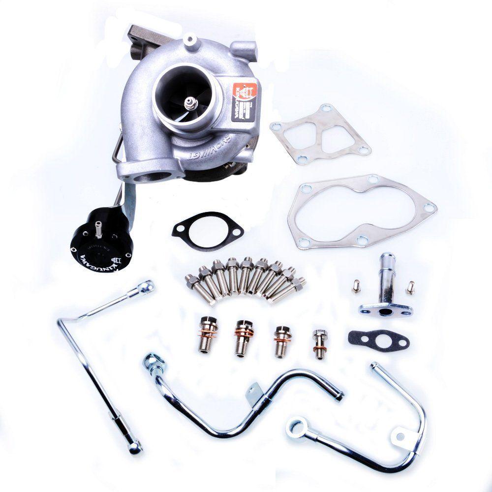 Kinugawa Turbocompressore TD05HR-16G 10.5 cm per Mitsubishi Lancer EVO 4 ~ 8