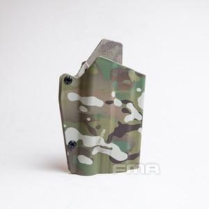 Image 1 - FMA G17L SF 라이트 베어링 홀스터 허리 퀵 권총 홀스터 G17/G19 및 X300 램프 용 1329