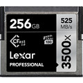 Véritable Lexar professionnel 256GB 128GB 64GB CFast carte 3500x525 MB/s CFast 2.0 carte pour reflex HDV VPG-130
