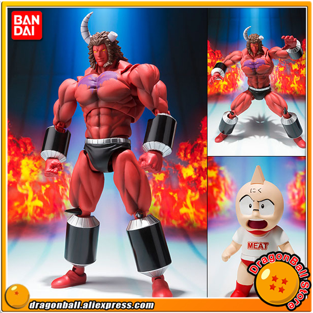 Anime Kinnikuman Original BANDAI Tamashii Nations S.H. Figuarts / SHF Action Figure - Buffaloman (10,000,000 Power Ver.)Anime Kinnikuman Original BANDAI Tamashii Nations S.H. Figuarts / SHF Action Figure - Buffaloman (10,000,000 Power Ver.)